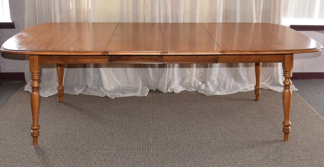 Ethan Allen Dining Table - 3