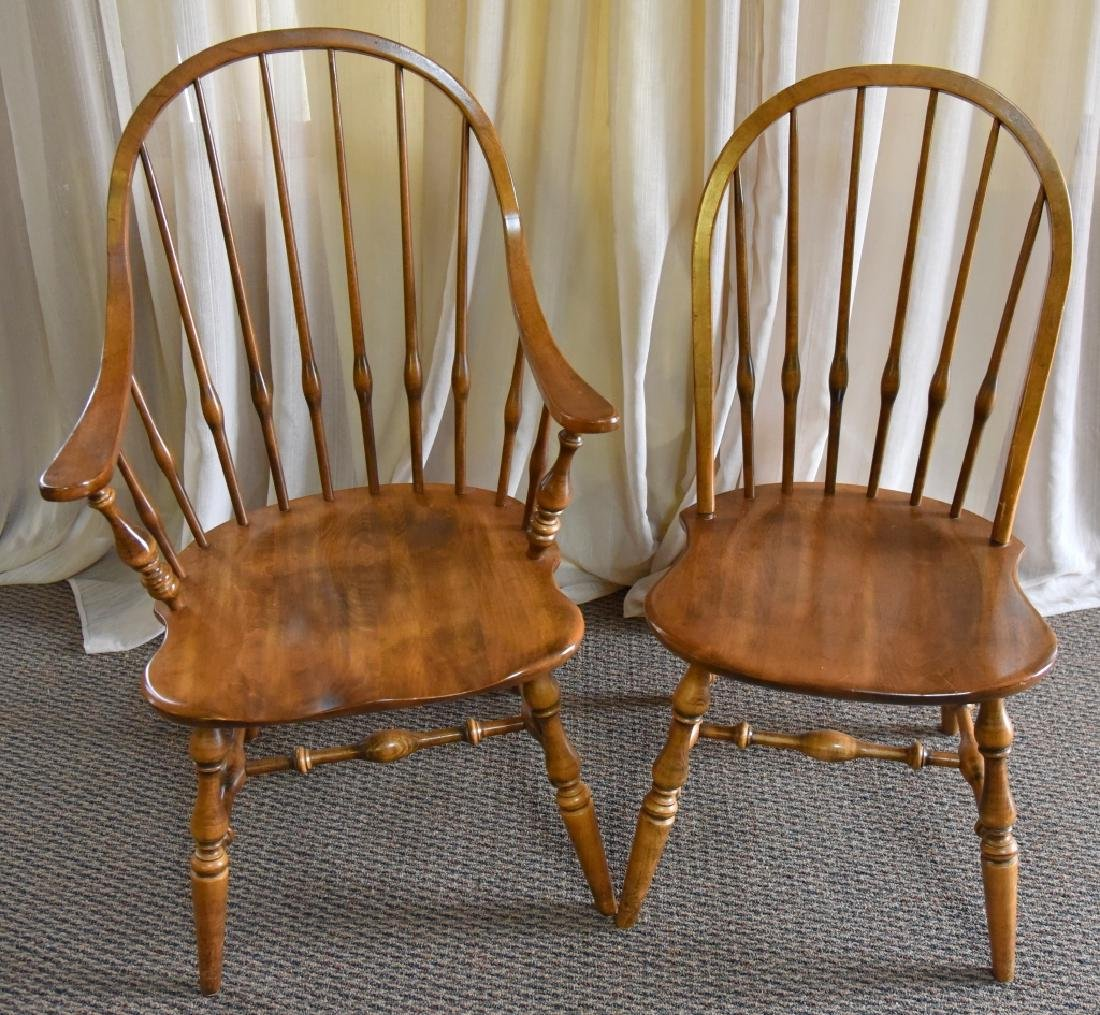 Ethan Allen Dining Chairs - 3