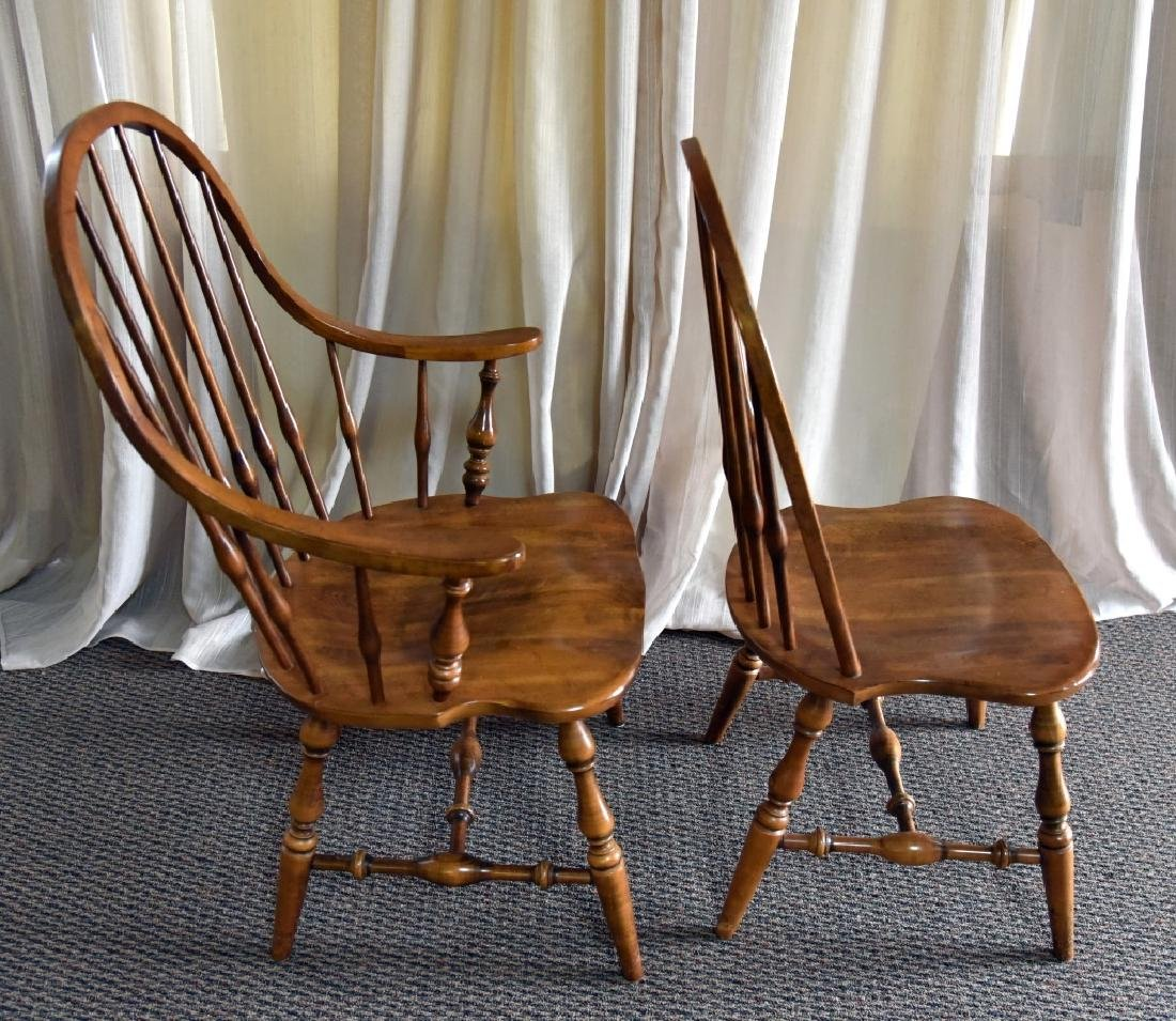 Ethan Allen Dining Chairs - 4