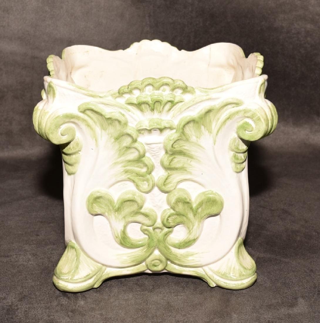 Italian Ceramic Planter