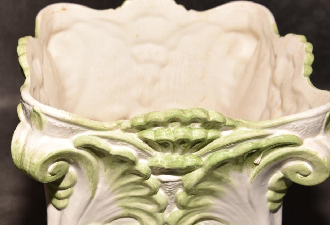 Italian Ceramic Planter - 4