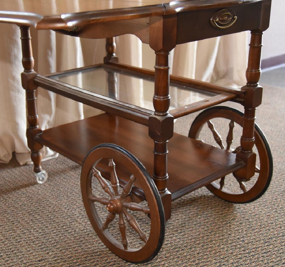 Vintage Tea Cart - 6