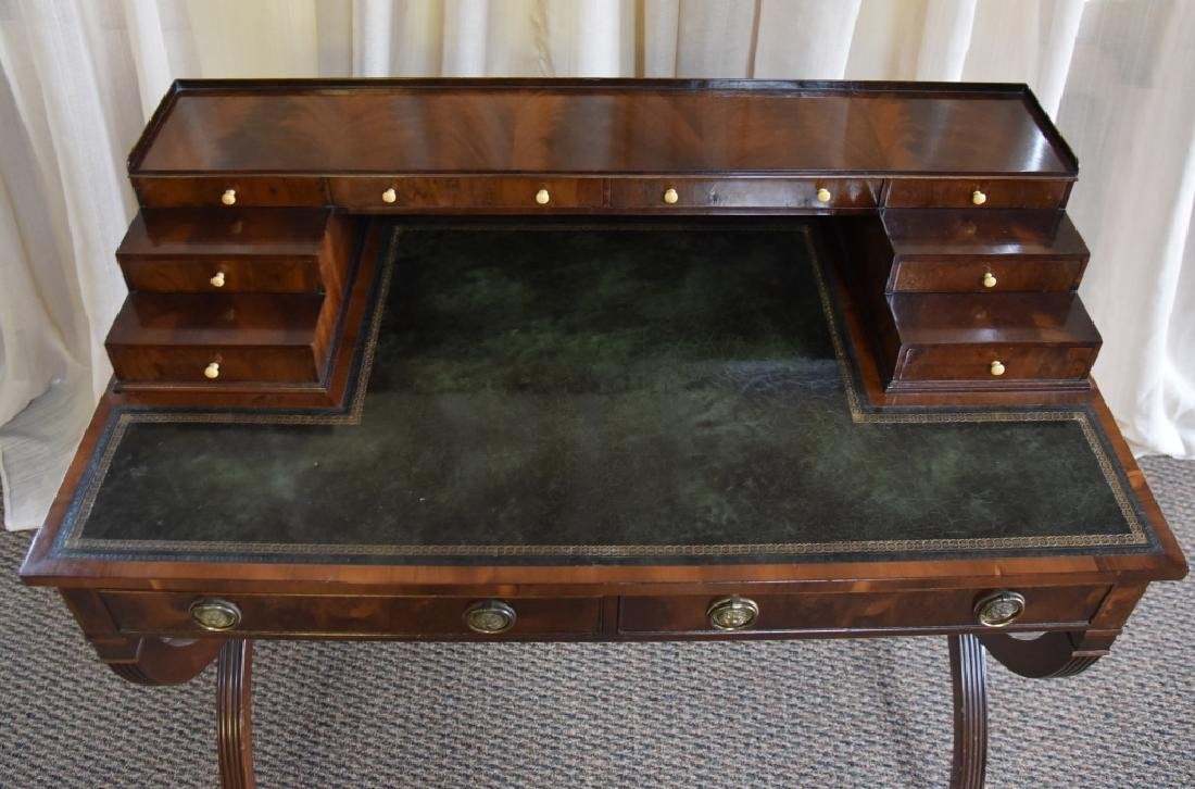 Regency Style Writing Desk - 3