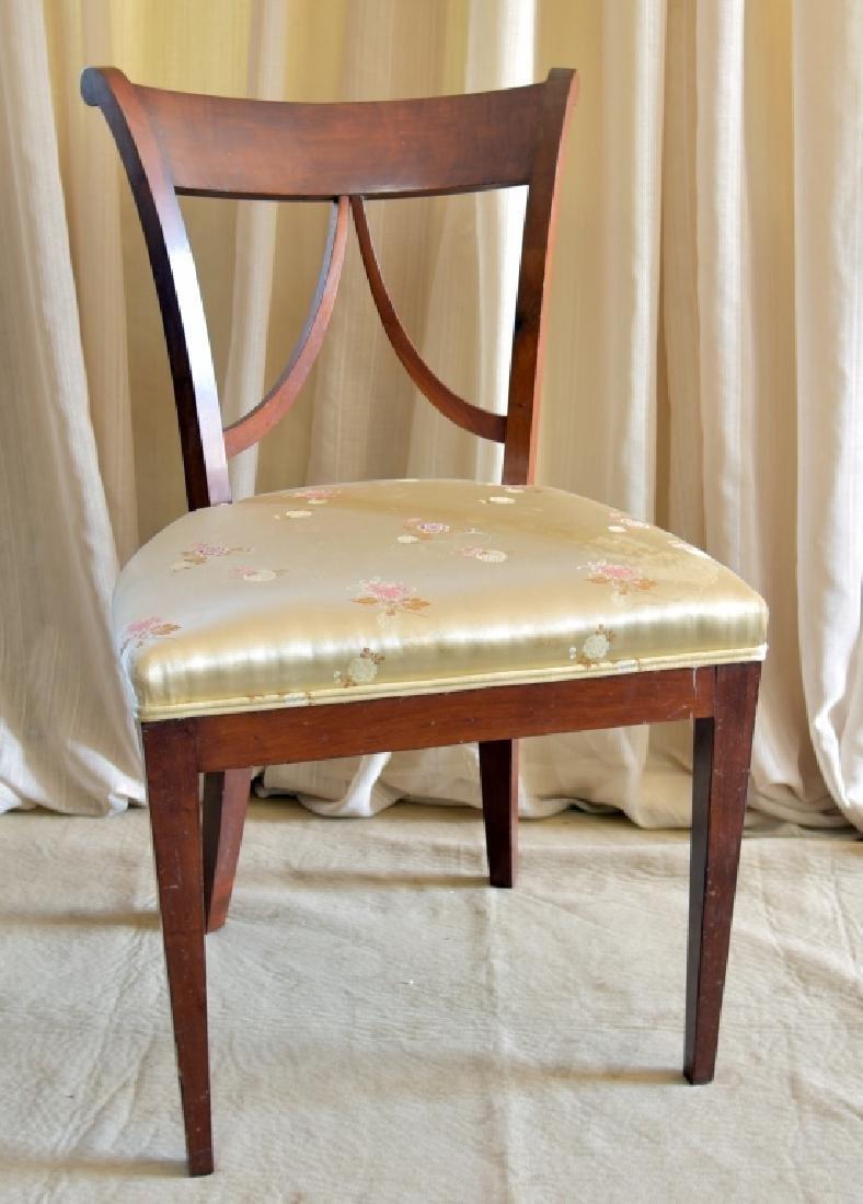 Regency Style Side Chair