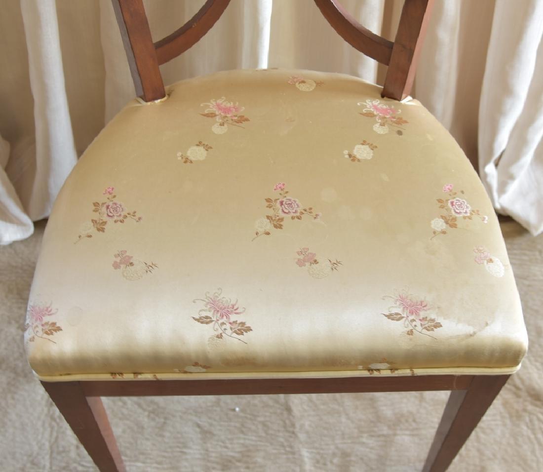 Regency Style Side Chair - 2
