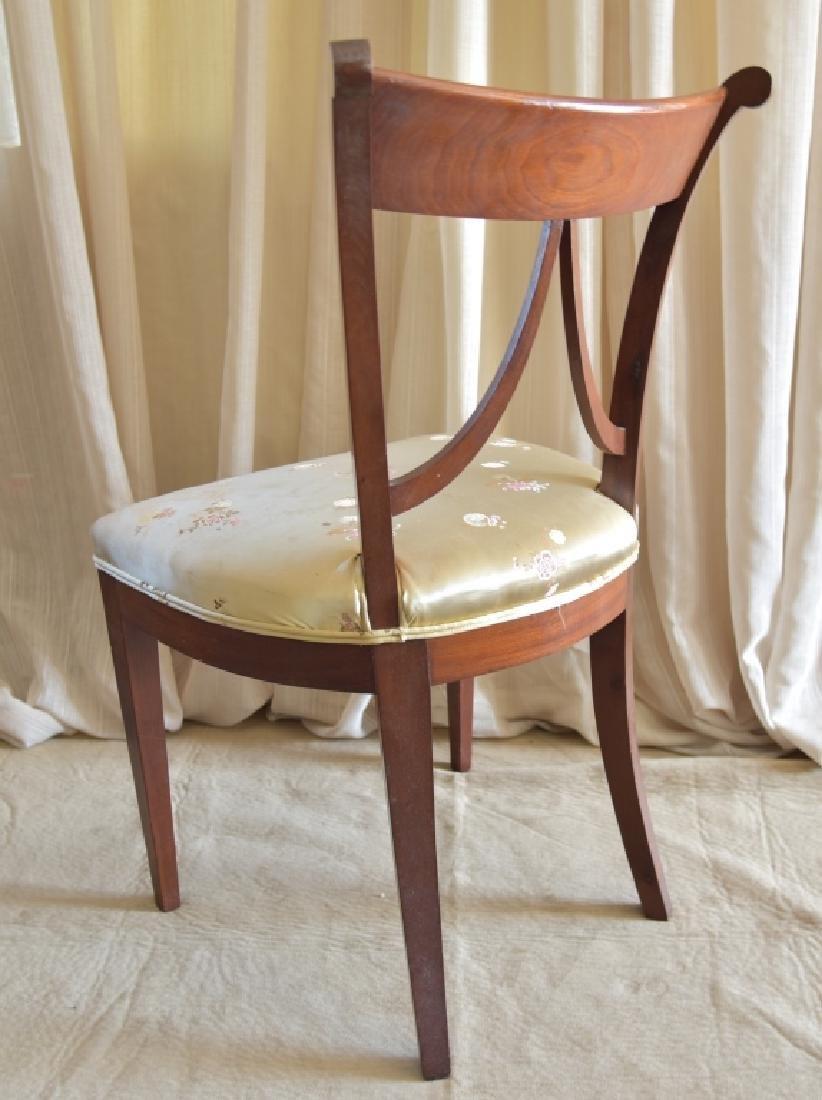 Regency Style Side Chair - 3