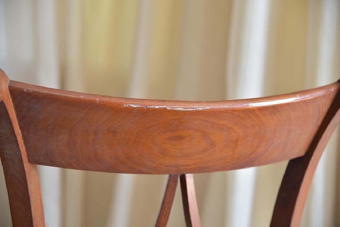 Regency Style Side Chair - 4
