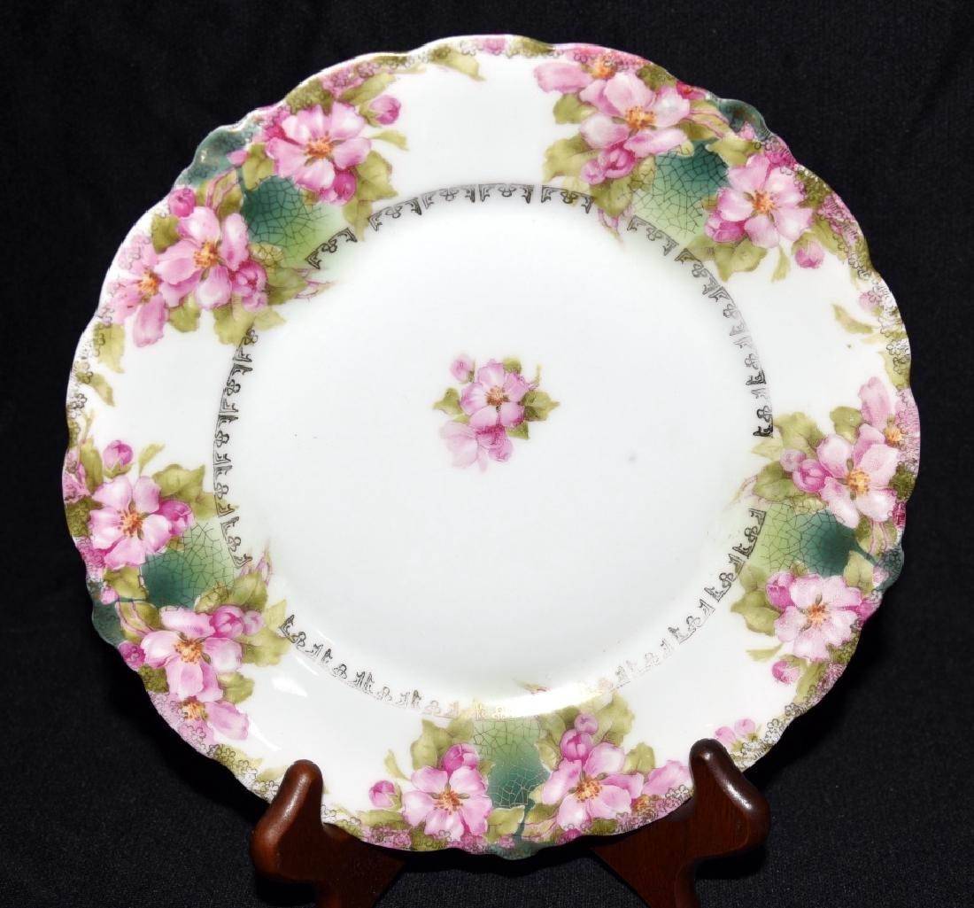 Malmaison German Floral Plate