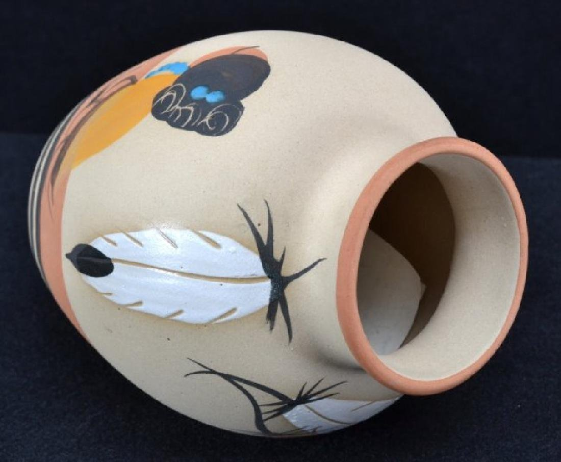 Native American Signed Art Pot by Betty Selby - 3