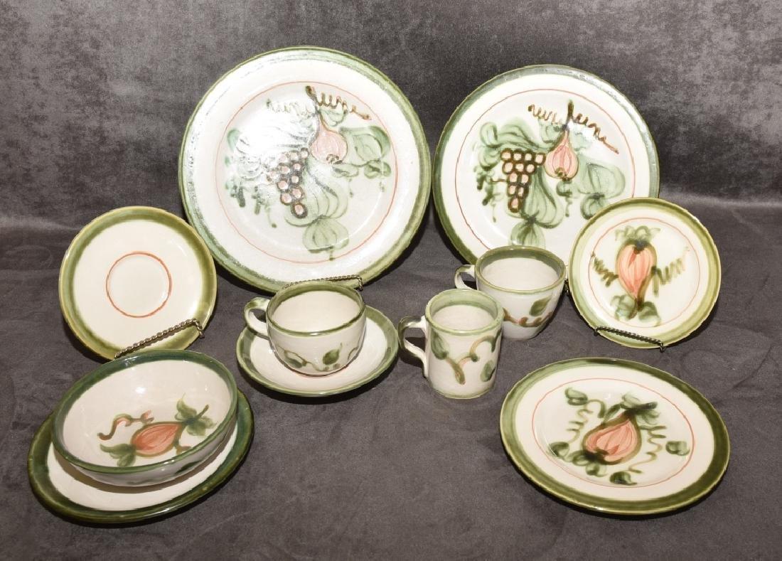 Louisville Stoneware Pear Ceramic Dinnerware - 2