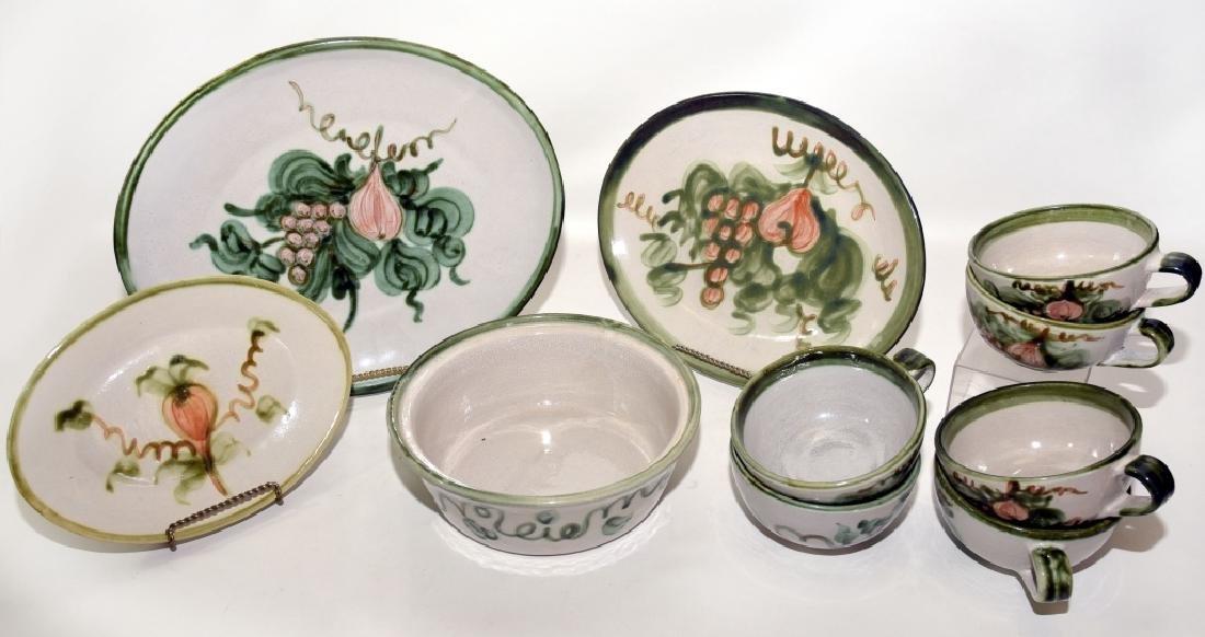 Louisville Stoneware Pear Platters Plus