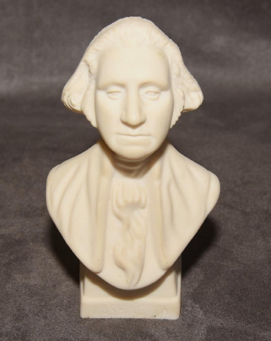 George Washington Bust & Reproduction Jewelry - 2