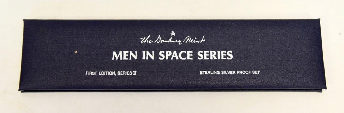 6 Sterling Coins, Men in Space 1st Ed., Series II - 4