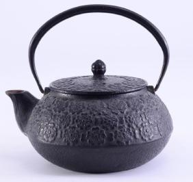 Japanese Cast Iron Pot