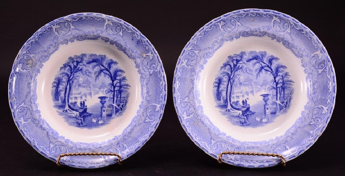 Two Venus Pearl Stone Ware Bowls