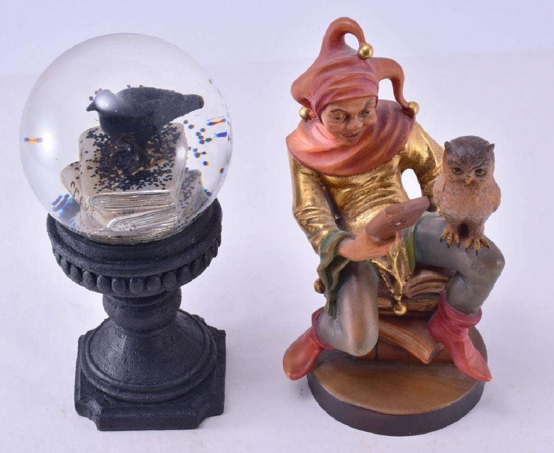 Till Holzschnitzerel German Folklore Rogue & Globe