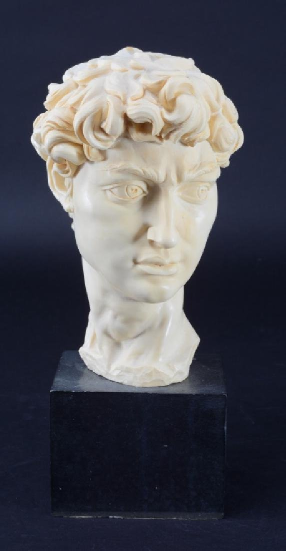 Amilcare Santini Head of Michelangelo's David