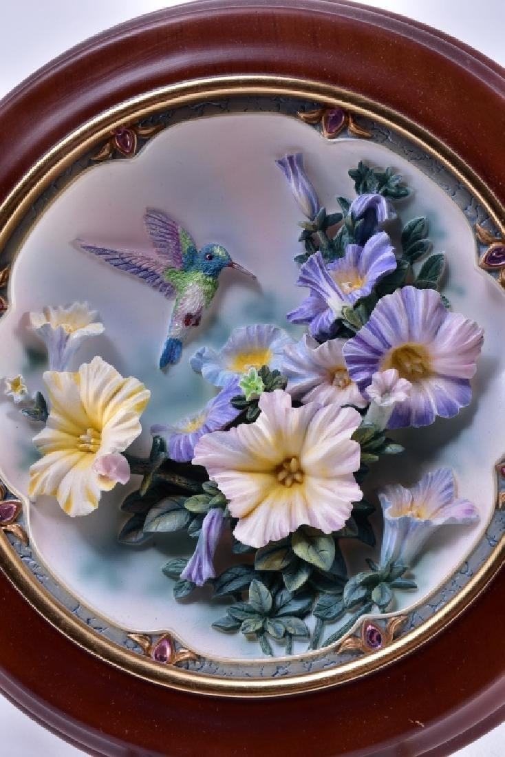 Lena Liu Framed Morning Jewels Plates - 3