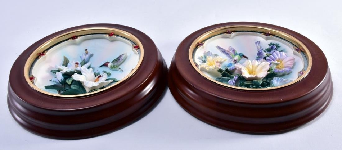 Lena Liu Framed Morning Jewels Plates - 4