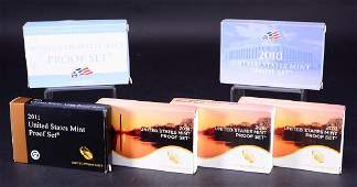 US Mint Proof Sets