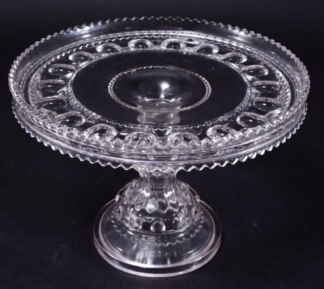 King's Crown Excelsior Cake Stand