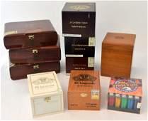 Collectible Cigar Boxes Plus