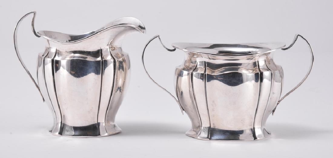 Sterling Silver Cream & Sugar