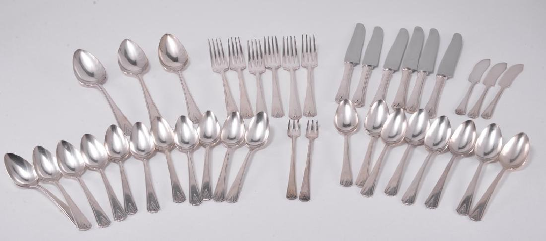 """Deauville"" Community Plate 39 Piece Flatware Set"