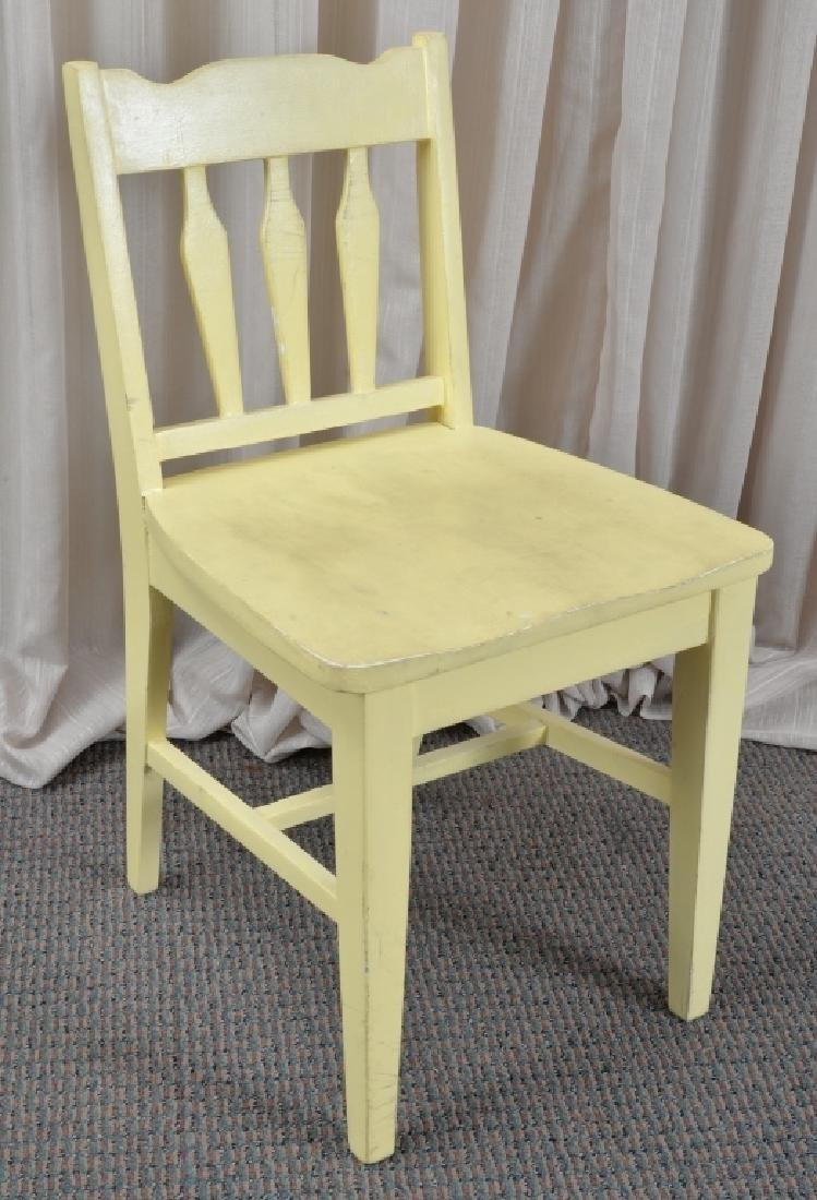 J B Van Sciver Arrow Back Chair