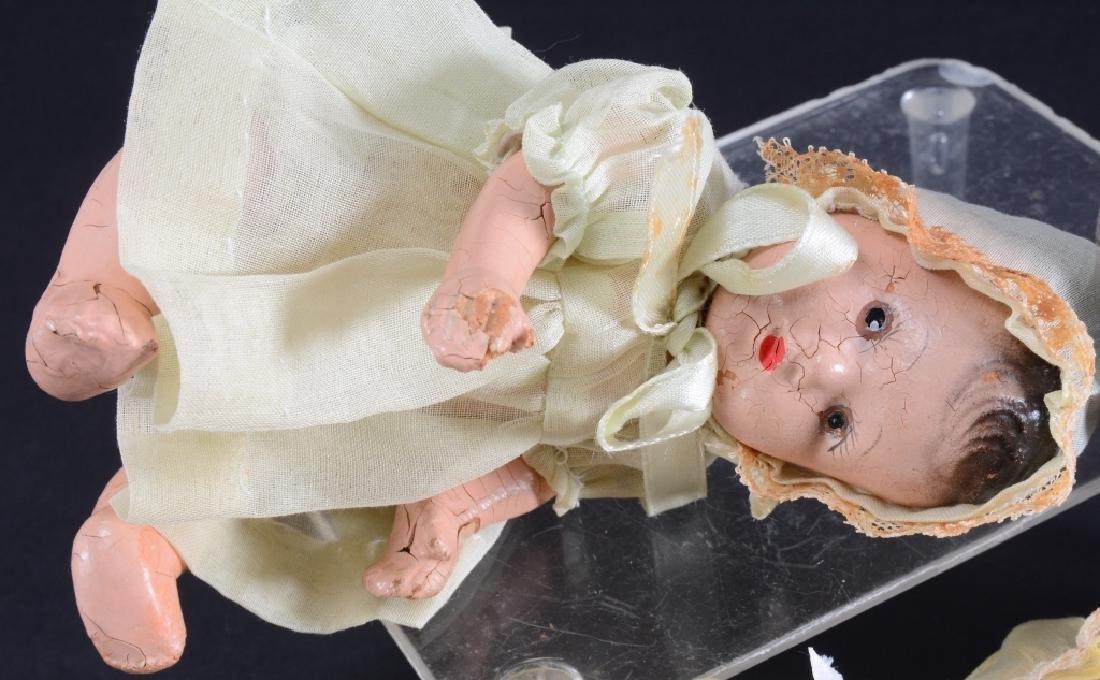 4 Madame Alexander Dionne Quintuplet Dolls - 4