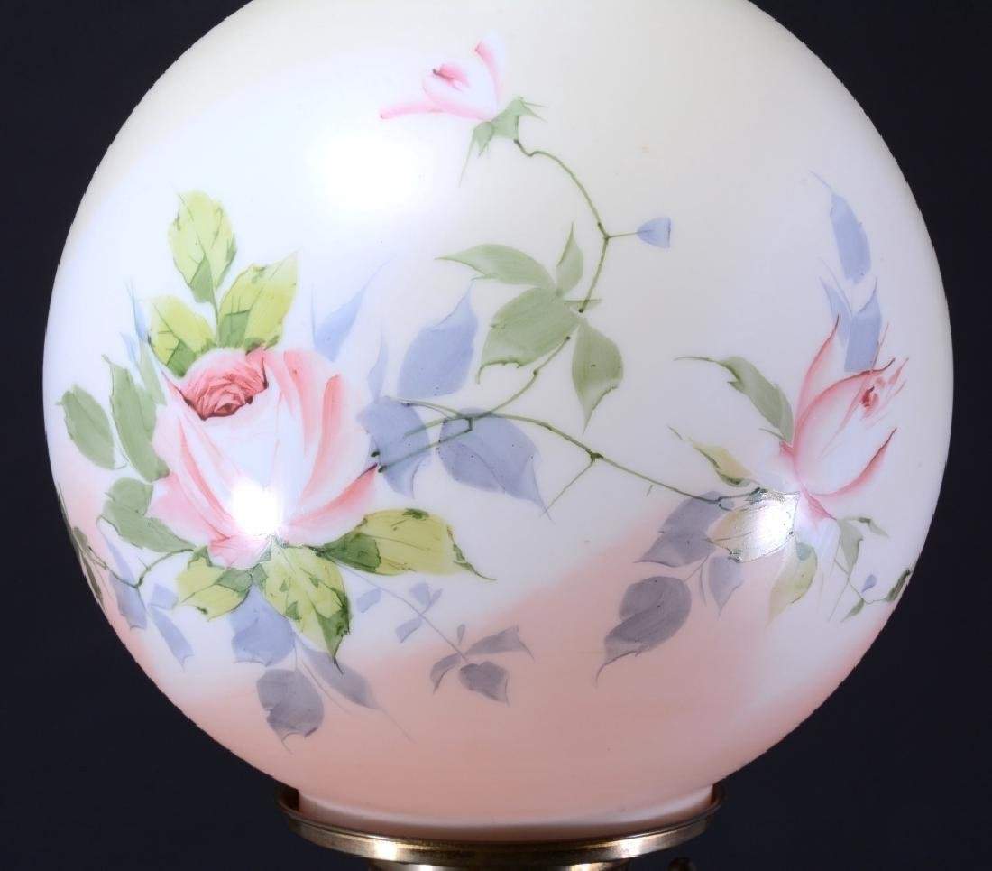 Gone With The Wind Style Lamp - 2