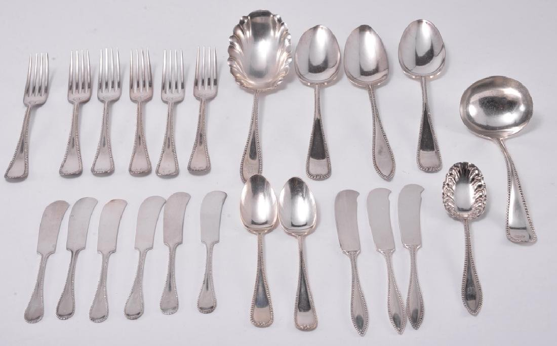 23 Pcs. Rogers Silverplate Flatware