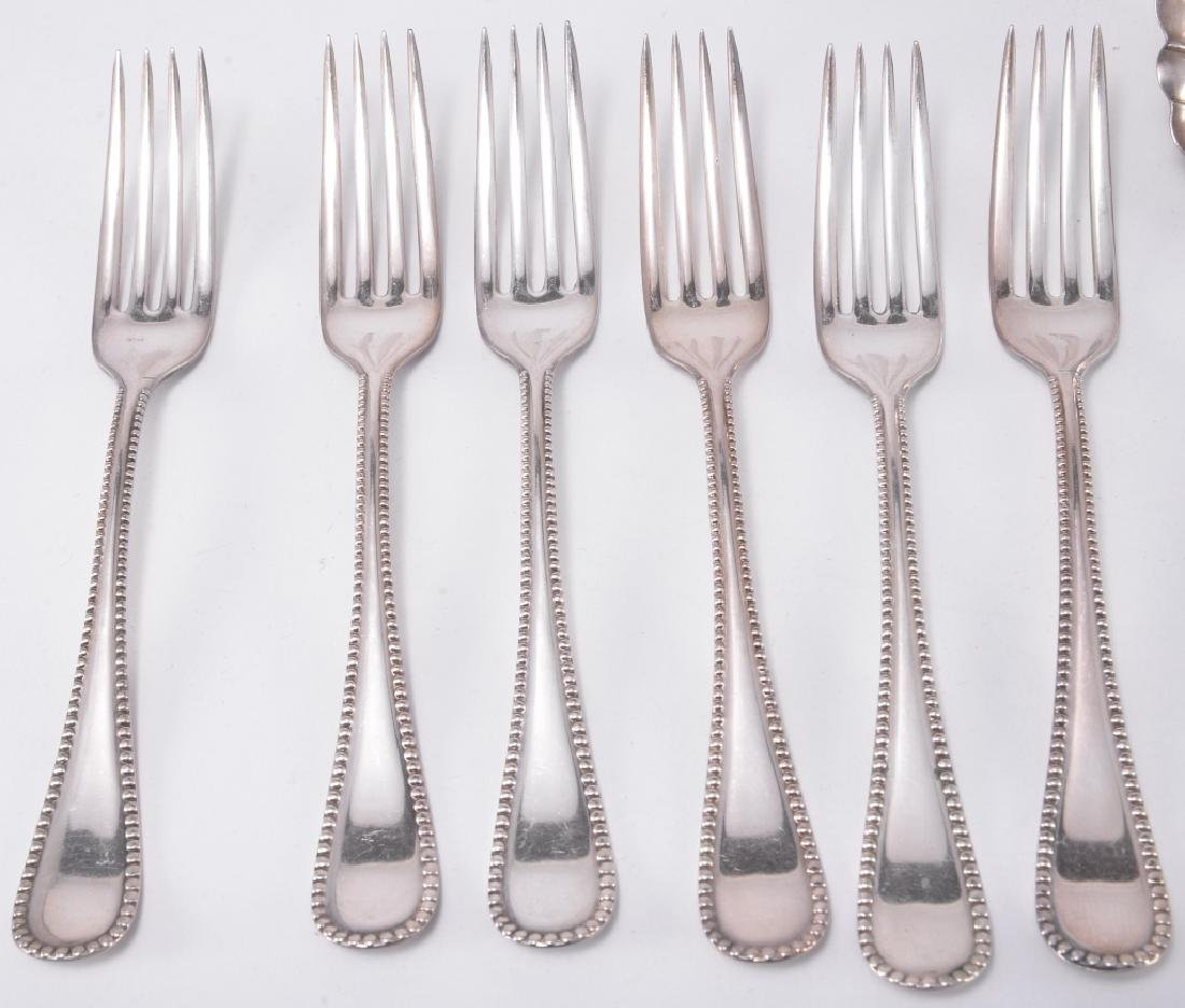 23 Pcs. Rogers Silverplate Flatware - 3