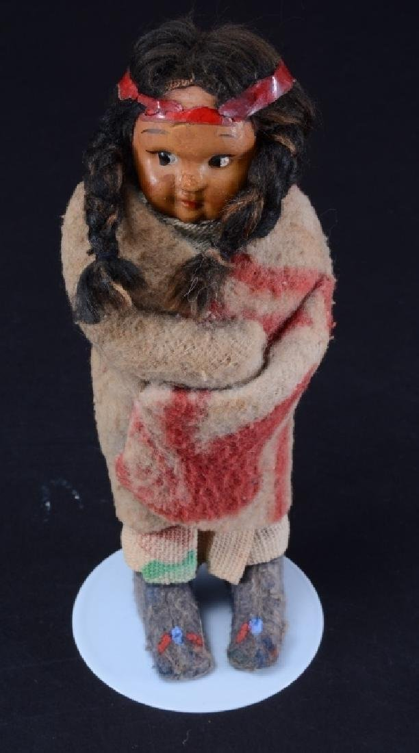 Skookum Indian Doll