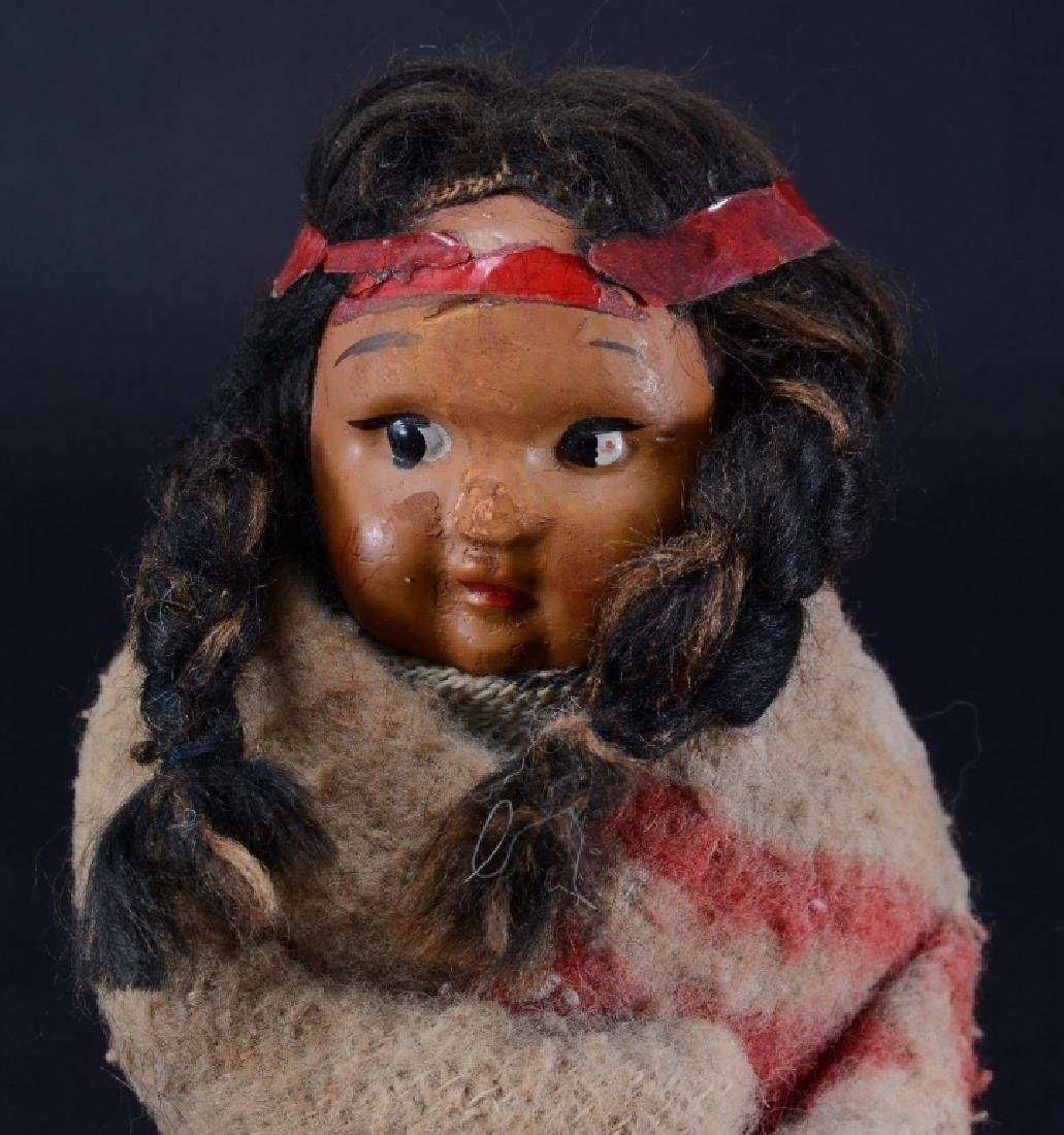Skookum Indian Doll - 2