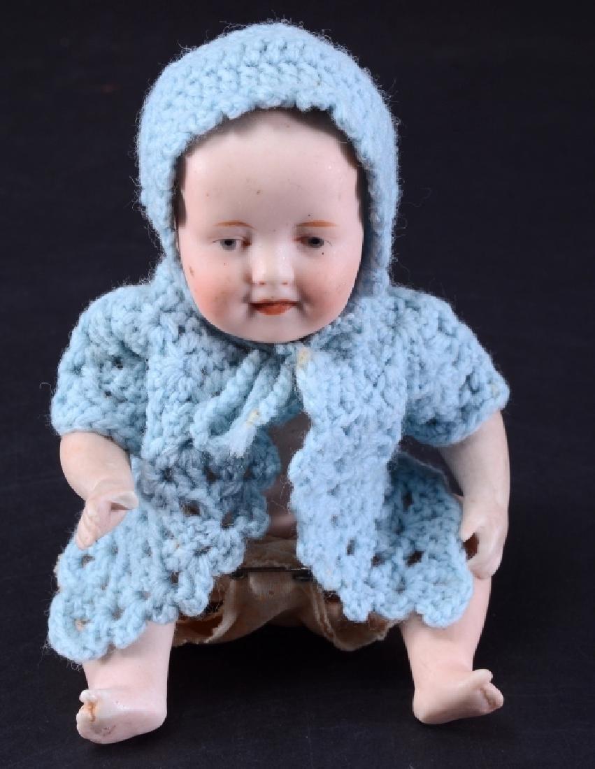 German Porcelain Doll 8903/7