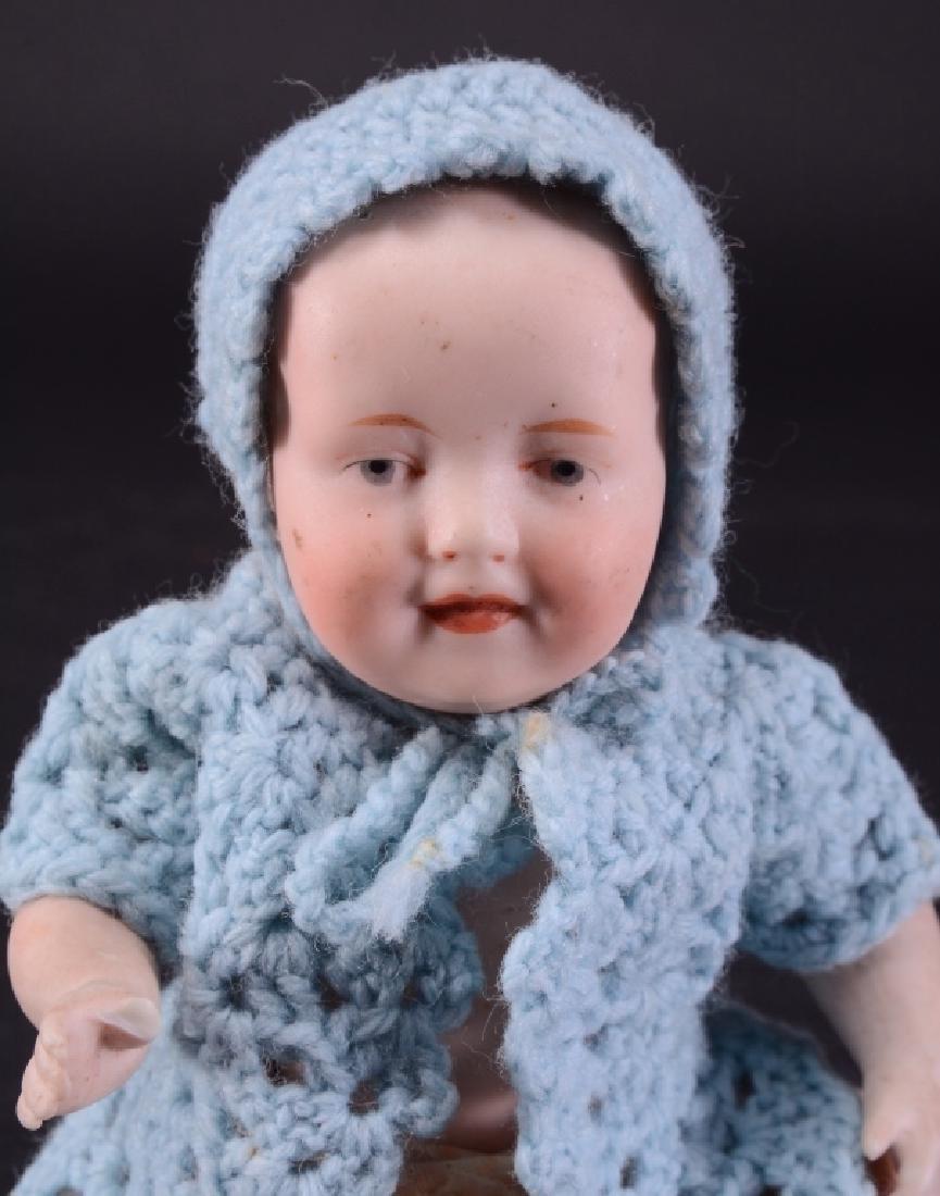 German Porcelain Doll 8903/7 - 2