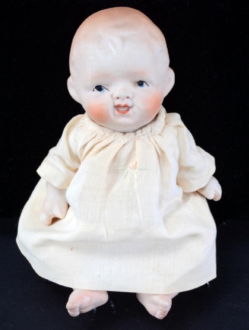 Made In Japan Porcelain Doll