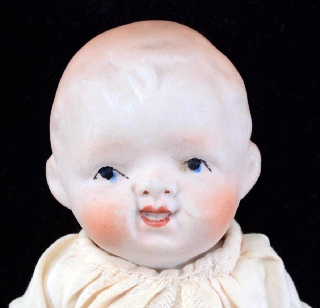 Made In Japan Porcelain Doll - 2