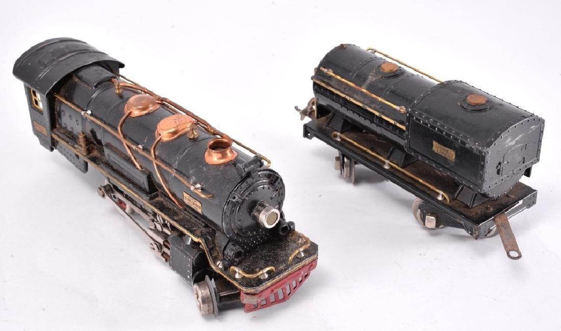 "Lionel Trains ""O"" Gauge Motor & Coal Car - 2"