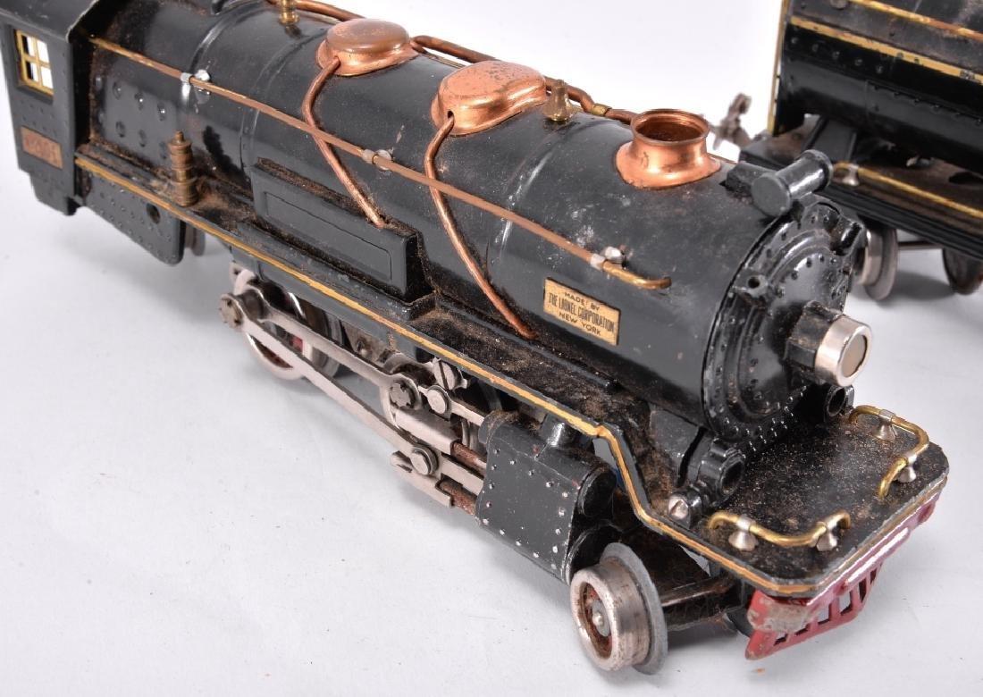 "Lionel Trains ""O"" Gauge Motor & Coal Car - 3"