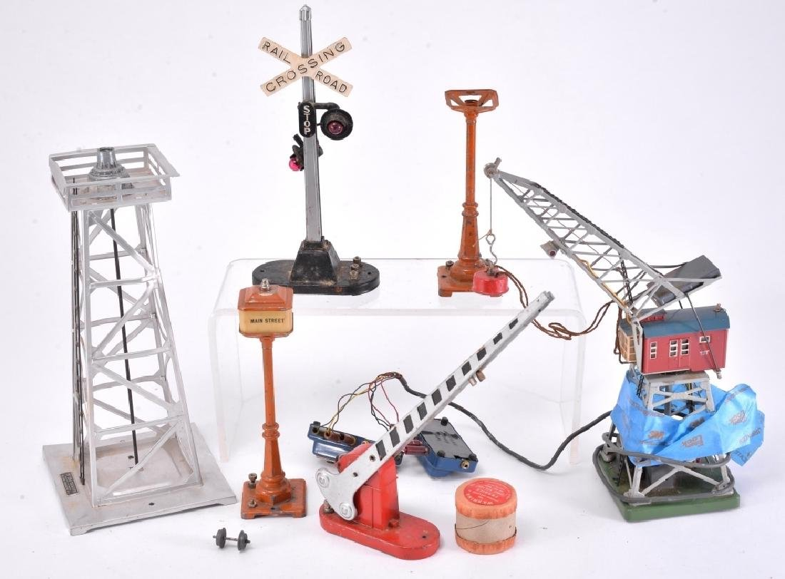 Railroad Switch & Accessories
