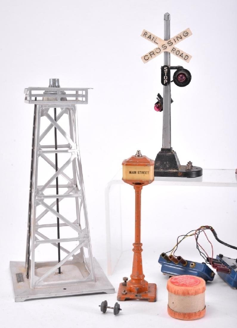 Railroad Switch & Accessories - 2