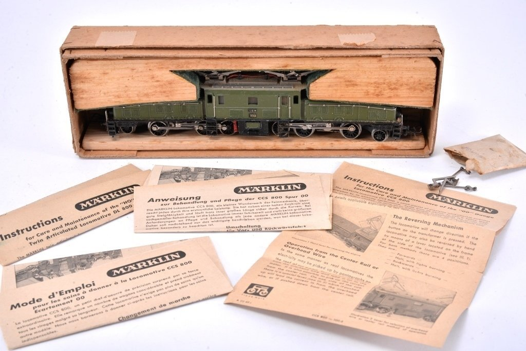 Marklin CCS 800 Double Locomotive - 2