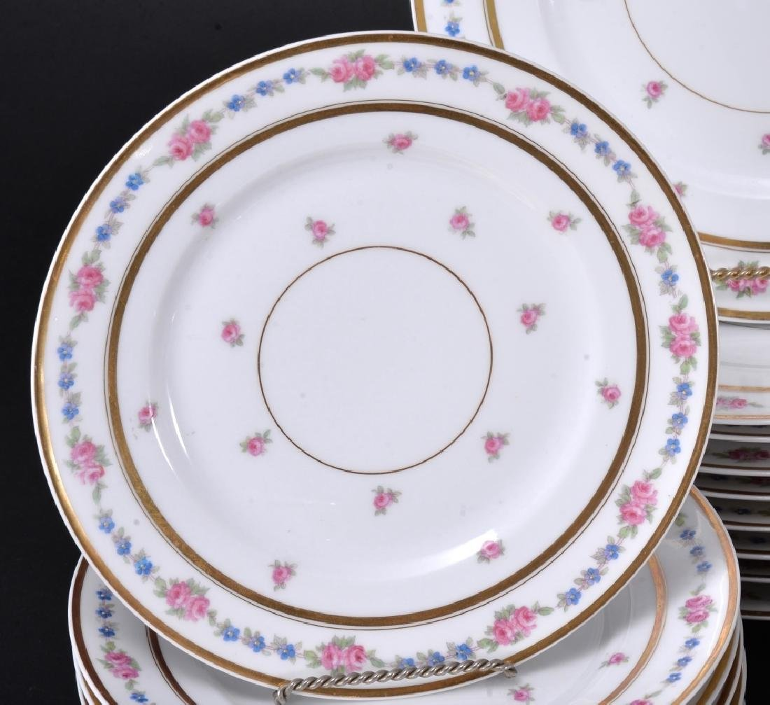 "84 Pcs. Bernardaud ""The Fontenay"" China Set - 3"