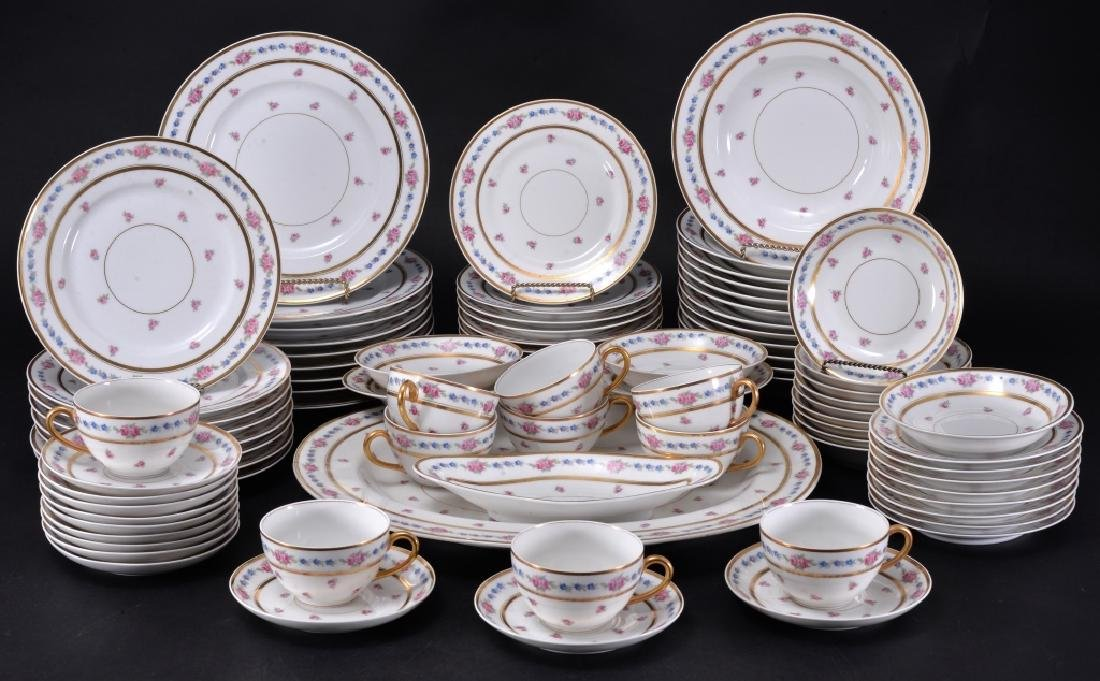"84 Pcs. Bernardaud ""The Fontenay"" China Set - 8"