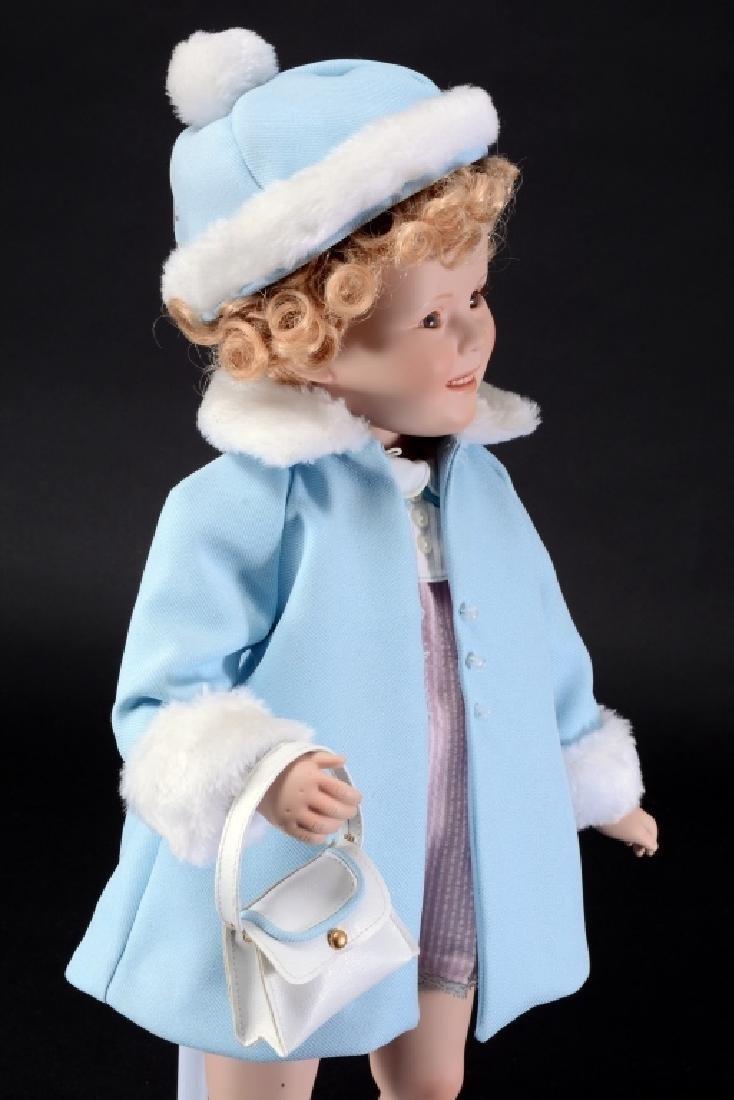 "Danbury Mint 18"" Shirley Temple Doll - 2"