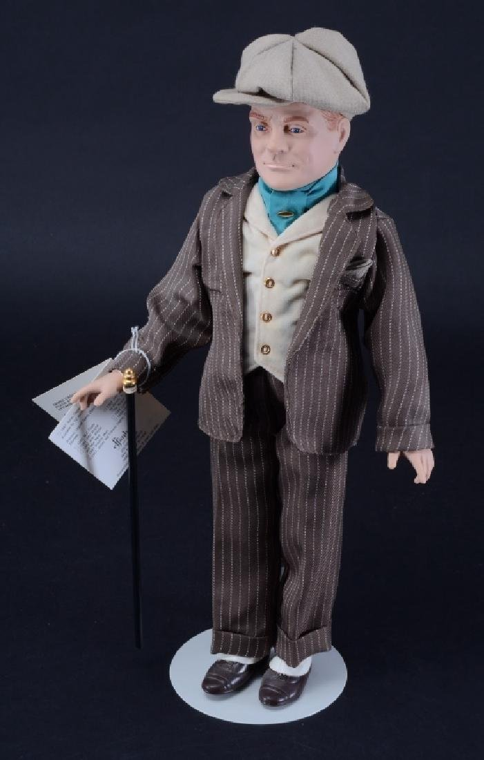 Effanbee James Cagney Doll