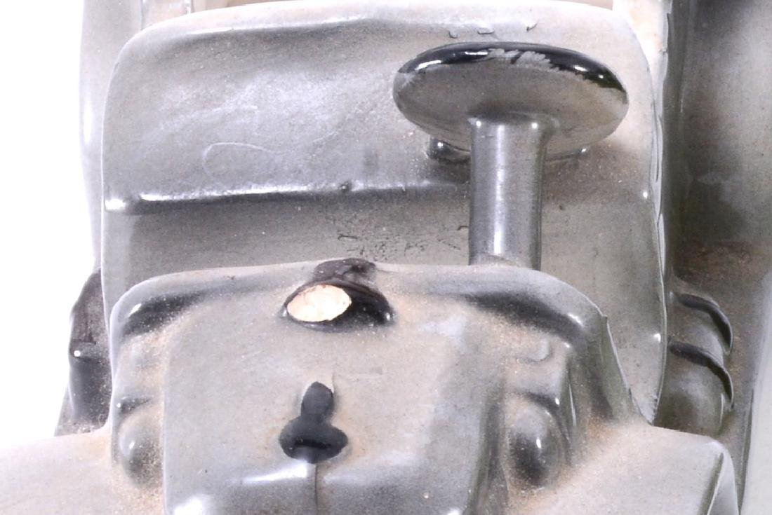 3 Vintage Cars Ceramic Planters - 2