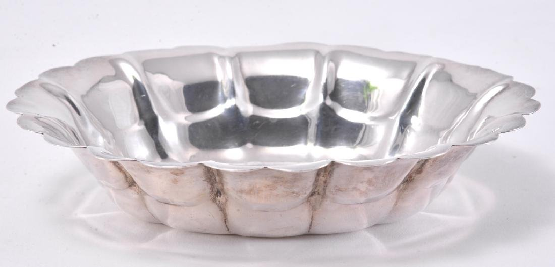 Sterling Oval Dish - 2